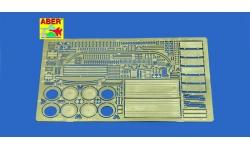Фототравление для ИС-3 (TAMIYA) - ABER 35035 1/35