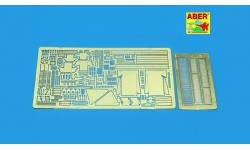 Фототравление для Centaur Mk. IV Leyland, BRC&W (TAMIYA) - ABER 35092 1/35