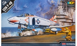 F-4B McDonnell Douglas, Phantom II - ACADEMY 12232 1/48