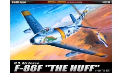 F-86F-30 North American Aviation, Sabre - ACADEMY 12234 1/48