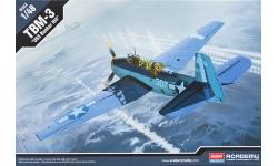 TBM-3 Grumman (GM), Avenger - ACADEMY 12285 1/48