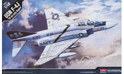 F-4J McDonnell Douglas, Phantom II - ACADEMY 12305 1/48