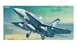 F/A-18C McDonnell Douglas, Hornet - ACADEMY 12411 1/72