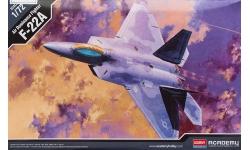 F-22A Lockheed Martin, Raptor - ACADEMY 12423 1/72