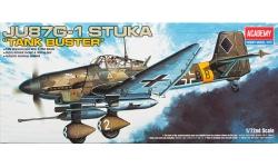 Ju 87G-1 Junkers, Stuka - ACADEMY 12450 1/72