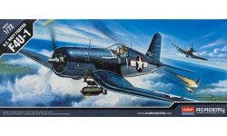 F4U-1A/1D Chance Vought, Corsair - ACADEMY 12457 1/72