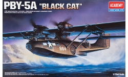 PBY-5A Consolidated, Catalina - ACADEMY 12487 1/72