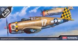P-47D Republic, Thunderbolt - ACADEMY 12492 1/72