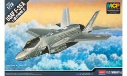 F-35A Lockheed Martin, Lightning II - ACADEMY 12507 1/72