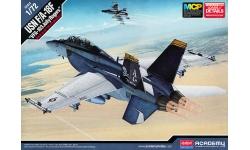 F/A-18F Boeing, McDonnell Douglas, Super Hornet - ACADEMY 12535 1/72
