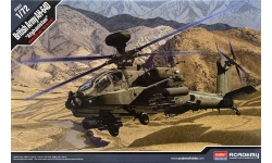 AH-64D/Apache AH Mk. 1 AgustaWestland, Longbow - ACADEMY 12537 1/72