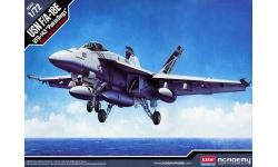 F/A-18E Boeing, McDonnell Douglas, Super Hornet - ACADEMY 12547 1/72