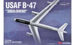B-47B/E / RB-47H Boeing, Stratojet - ACADEMY 12618 1/144