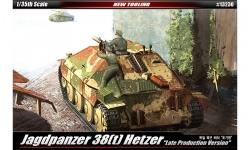 Jagdpanzer 38(t), Sd.Kfz. 138/2, BMM (ČKD), Škoda, Hetzer - ACADEMY 13230 1/35