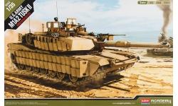 M1A2 SEP v2 TUSK I/II General Dynamics, Abrams - ACADEMY 13298 1/35