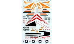 F-14A Grumman, Tomcat - AEROMASTER 48-531 1/48