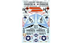 RA-5C North American, Vigilante - AEROMASTER 48-732 1/48