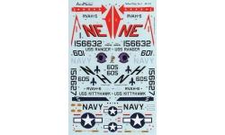 RA-5C North American, Vigilante - AEROMASTER 48-741 1/48