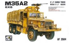 M35A2 2½-ton 6x6 REO - AFV CLUB AF3504 1/35