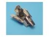 F-8E/H Vought, Crusader. Конверсионный набор (HASEGAWA) - AIRES 4168 1/48