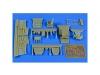 Ла-5ФН Лавочкин. Конверсионный набор (ЗВЕЗДА) - AIRES 4629 1/48