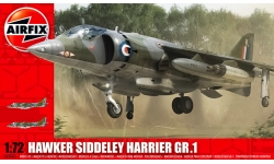 Harrier GR.1 Hawker Siddeley - AIRFIX A03003 1/72