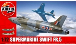 Swift FR Mk. 5 Supermarine - AIRFIX A04003 1/72