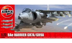 Harrier II GR.7A / GR.9A British Aerospace - AIRFIX A04050 1/72