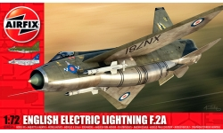 Lightning F.2A English Electric - AIRFIX A04054 1/72