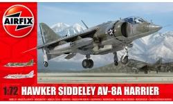 AV-8A Harrier/AV-8S Matador Hawker Siddeley - AIRFIX A04057 1/72