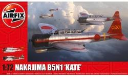 B5N1 Model 11 Nakajima - AIRFIX A04060 1/72