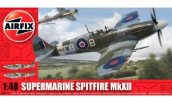 Spitfire Mk XII Supermarine - AIRFIX A05117 1/48