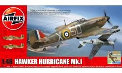 Hurricane Mk. I Hawker - AIRFIX A05127 1/48