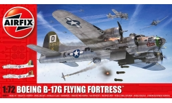 B-17G Boeing, Flying Fortress - AIRFIX A08017 1/72