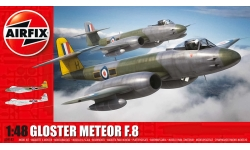 Meteor F.8 Gloster - AIRFIX A09182 1/48