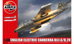 Canberra B(I).6/B.20 English Electric - AIRFIX A10101A 1/48