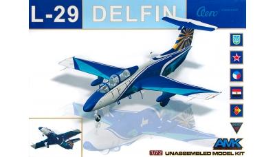 L-29 Aero, Delfin - AMK 86001 1/72