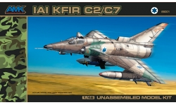 Kfir C-2/C-7 IAI - AMK 88001 1/48