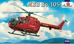 Bo 105CBS-4/DBS-4 MBB - AMODEL 72255 1/72