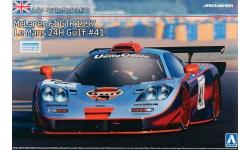 McLaren F1 GTR - AOSHIMA 007471 SUPER CAR No. 19 1/24 PREORD