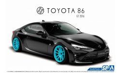 Toyota 86 / GT86 (ZN6) 2016 - AOSHIMA 051795 MODEL CAR No. SP 1/24 PREORD