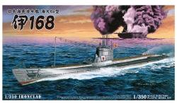 I-168 (I-68) Kaidai VIa Type - AOSHIMA 010648 1/350 PREORD
