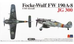 Fw 190A-8 Focke-Wulf - AOSHIMA 047446 1/144