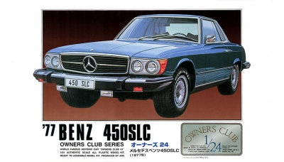 Mercedes-Benz 450 SLC (C107) 1977 - ARII 11153 No. 3 1/24