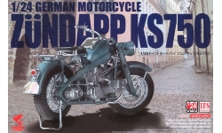 Zündapp KS 750 - ASUKA 24-006 1/24