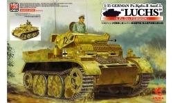 Luchs, Panzerkampfwagen II, Sd.Kfz. 123, Ausf. L - ASUKA 35-006 1/35