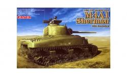 M4A1, Sherman - ASUKA 35-010 1/35