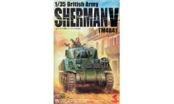 Sherman V / M4A4 - ASUKA 35-016 1/35