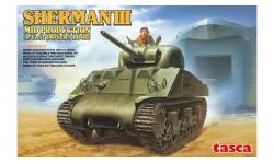 Sherman III / M4A2 - ASUKA 35-018 1/35 PREORD