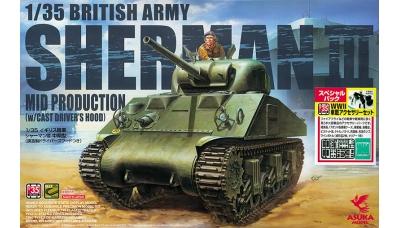 Sherman III / M4A2 - ASUKA 35-018Y 1/35